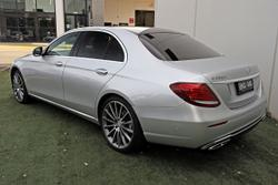 2016 Mercedes-Benz E-Class E350 d W213 Silver