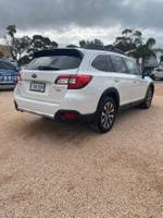 2017 Subaru Outback 2.0D Premium 5GEN MY17 AWD White