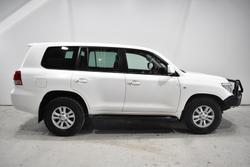 2008 Toyota Landcruiser VX VDJ200R 4X4 Constant White