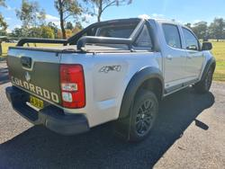 2018 Holden Colorado LS RG MY19 4X4 Dual Range Silver
