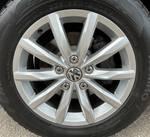 2015 Volkswagen Touareg 150TDI 7P MY15 Four Wheel Drive Light Silver