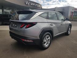 2021 Hyundai Tucson NX4.V1 MY22 Shimmering Silver