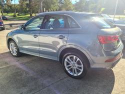2013 Audi Q3 TDI 8U MY13 Four Wheel Drive