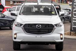 2021 Mazda BT-50 XT TF 4X4 Dual Range White