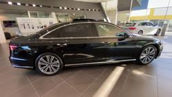 2021 Audi A8 50 TDI L D5 MY21 Four Wheel Drive Mythos Black
