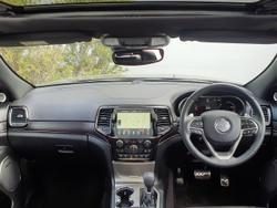 2018 Jeep Grand Cherokee S-Overland WK MY19 4X4 Dual Range Black