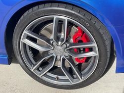 2016 Audi S3 8V MY16 Four Wheel Drive Blue