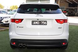 2016 Jaguar F-PACE 20d R-Sport X761 MY17 AWD White