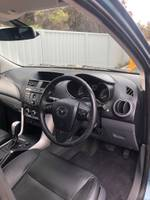 2014 Mazda BT-50 GT UP 4X4 Dual Range Gunmetal Blue