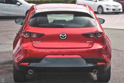 2020 Mazda 3 G20 Touring BP Series Red
