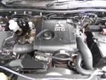 2013 Mitsubishi Triton GLX-R MN MY14 4X4 Dual Range BLACK