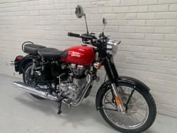 2021 Royal Enfield CLASSIC 500 ABS Red
