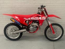 GAS GAS 2021 GAS GAS 250CC MC 250F Motocross