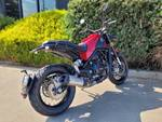 2020 Benelli LEONCINO TRAIL (ABS) Red