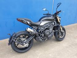 2020 Benelli 752S Black