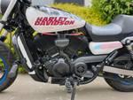 2016 HARLEY-DAVIDSON STREET 500 (LAMS) White