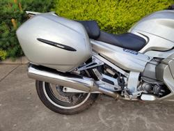 2008 Yamaha FJR1300A White