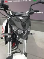2021 Benelli TNT 135 White
