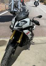 2016 BMW S 1000 XR White
