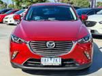 2017 Mazda CX-3 sTouring DK Soul Red