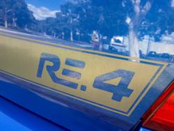 2010 Suzuki Swift RE4 RS415 Kashmir Blue