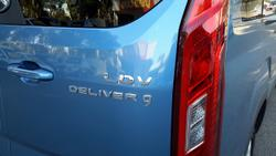 2021 LDV Deliver 9 MY21 Pacific Blue