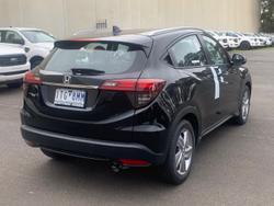 2021 Honda HR-V VTi-S MY21 Crystal Black