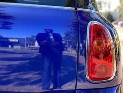 2016 MINI Countryman John Cooper Works R60 MY15 Four Wheel Drive Blue