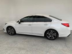 2020 Subaru Liberty 3.6R 6GEN MY20 AWD White
