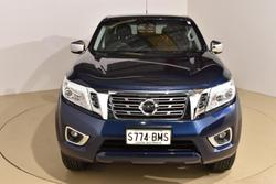 2016 Nissan Navara ST D23 4X4 Dual Range Deep Sapphire