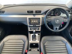 2014 Volkswagen Passat 130TDI Highline Type 3C MY14.5 White