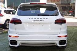 2017 Porsche Cayenne GTS 92A MY17 4X4 On Demand White