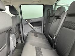 2015 Ford Ranger XLT PX MkII 4X4 Dual Range Silver