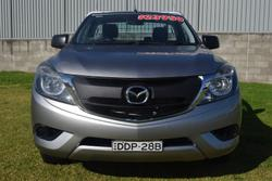 2016 Mazda BT-50 XT UR Grey