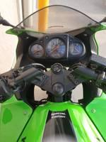 2009 Kawasaki NINJA 250R (EX250) Green