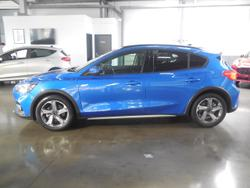 2020 Ford Focus Active SA MY21 Blue