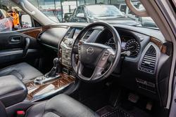 2015 Nissan Patrol Ti Y62 4X4 Dual Range Silver