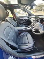 2018 Mercedes-Benz C-Class C200 W205 Blue