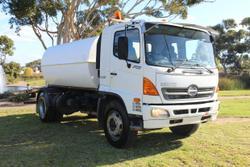 Hino FG Ranger 9 Water Tanker