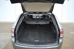 2013 Holden Commodore SV6 Z Series VE Series II MY12.5 ALTO GREY