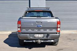2017 Ford Ranger Wildtrak PX MkII MY18 4X4 Dual Range Magnetic