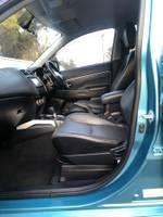 2010 Mitsubishi ASX Aspire XA MY11 4X4 Constant Kingfisher Blue