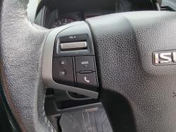 2016 Isuzu D-MAX SX MY15 4X4 Dual Range White