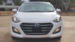 2015 Hyundai i30 Premium GD3 Series II MY16 White