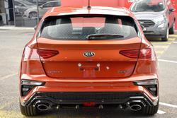 2021 Kia Cerato GT BD MY21 Sunset Orange