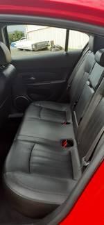 2011 Holden Cruze SRi-V JH Series II MY11 Redhot