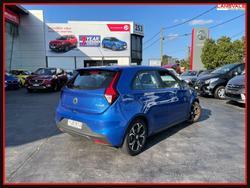 2018 MG MG3 Excite SZP1 MY18 REGAL BLUE