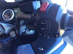 2013 TRIUMPH TROPHY 1200 ROAD SILVER