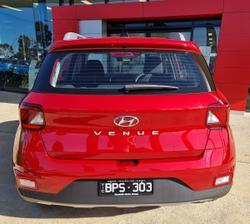 2021 Hyundai Venue QX.V3 MY21 Fiery Red