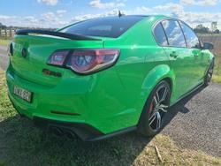 2017 Holden Special Vehicles Clubsport R8 LSA GEN-F2 MY17 Green